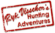 Ryk Visscher's Hunting Adventures
